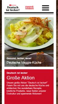 Deutsch ist Lecker
