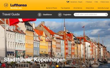 Lufthansa Travelguide
